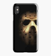 Jason Voorhees case 1 iPhone Case/Skin