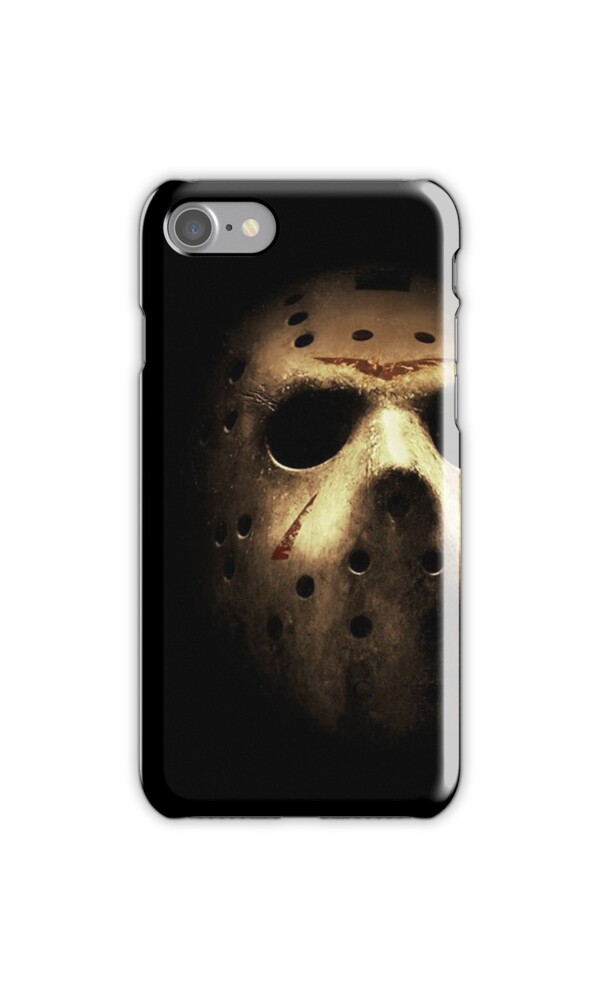 Quot Jason Voorhees Case 1 Quot Iphone Cases Amp Skins By Mrbliss4
