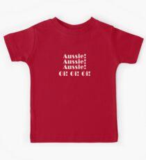 Aussie Aussie Aussie - Oi Oi Oi! T-Shirt Kids Clothes