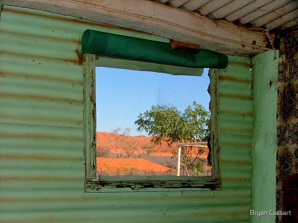 Molly Clarke's Window by Bryan Cossart