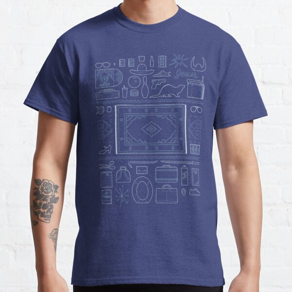 Lebowski Elements Classic T-Shirt