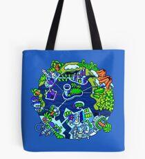 D.A. Garden - Good Future Tote Bag