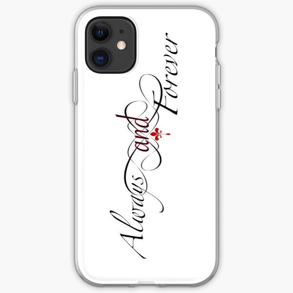 The originals-always and forever iPhone Soft Case