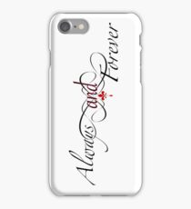 The originals-always and forever iPhone Case/Skin