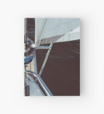 Sailing proud in the sun Hardcover Journal