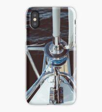 Sailing proud in the sun iPhone Case