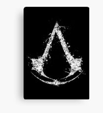 Assassin's Creed Logo Canvas Print