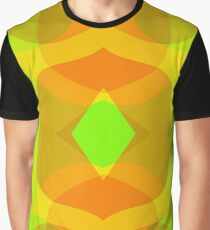 citrus abstract Graphic T-Shirt