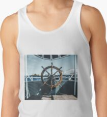 Captain of luxe Tank Top