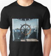Captain of luxe Unisex T-Shirt