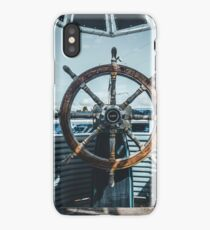 Captain of luxe iPhone Case