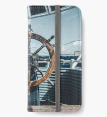 Captain of luxe iPhone Wallet/Case/Skin