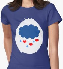 Why so Grumpy? Women's Fitted T-Shirt