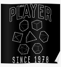 Role Player Poster