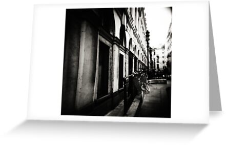 Paris street by VanessaHall