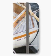 Classic boating iPhone Wallet/Case/Skin