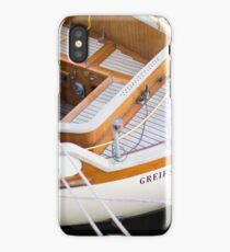 Classic boating iPhone Case