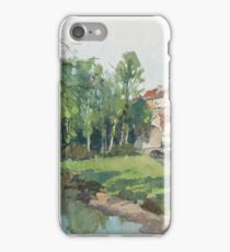Georges Charles Robin,  Collioure, Franc iPhone Case/Skin
