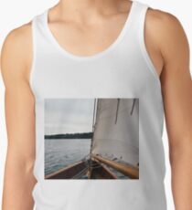 Out upon the waters Tank Top