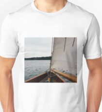 Out upon the waters T-Shirt