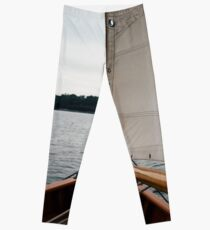 Out upon the waters Leggings