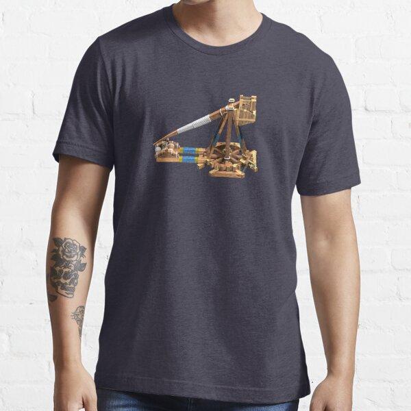 Trebuchet Render Essential T-Shirt