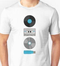 Audio Transition T-Shirt