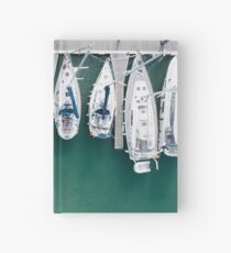 Warmth of the ocean Hardcover Journal