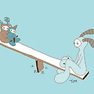 see-saw by tambatoys
