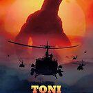 Kong Toni Erdmann poster by przezajac