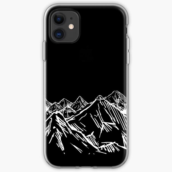 Mountain iPhone Soft Case