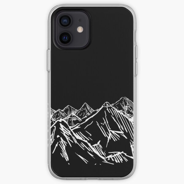 Montagne Coque souple iPhone