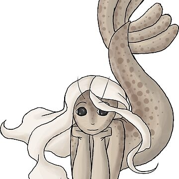 Little Lost Selkie by Middynighty