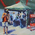 The Aussie Sausage Sizzle by Franciska Howard