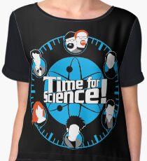 Science! Chiffon Top