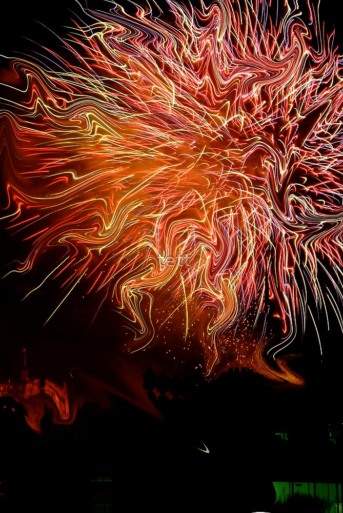 Sparks Fly by tett