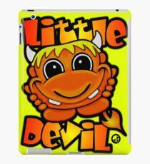 Vinilo o funda para iPad Little Devil