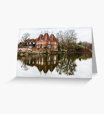 Kent Oast House Greeting Card