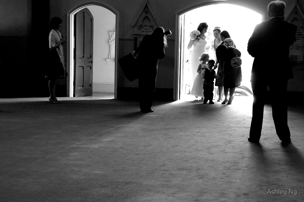 The Wedding by Ashley Ng