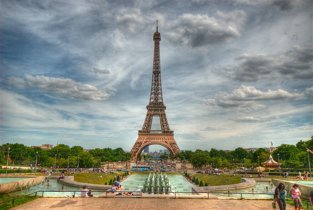 Paris by Craig Goldsmith