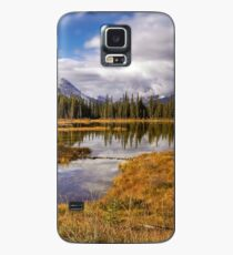 Vermilion Lake and Forest Case/Skin for Samsung Galaxy