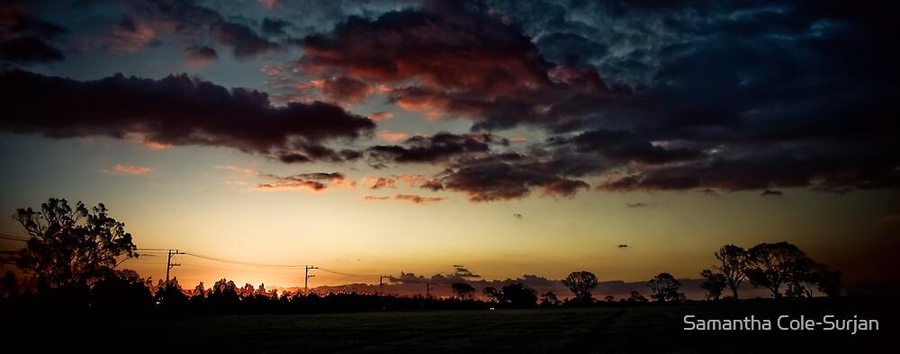 Nature's Lightshow! by Samantha Cole-Surjan