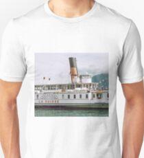 La Suisse Unisex T-Shirt