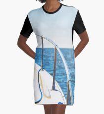 When oceans rise Graphic T-Shirt Dress
