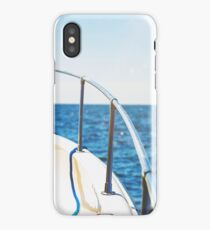 When oceans rise iPhone Case