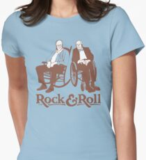 Rock & Roll Women's Fitted T-Shirt