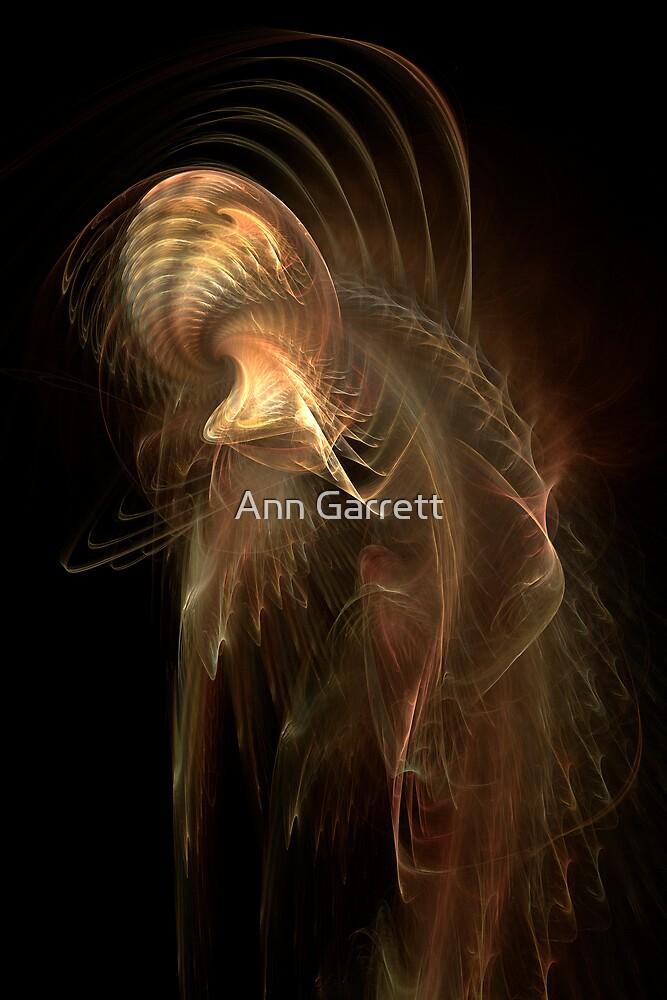 Fractal Octopus by Ann Garrett