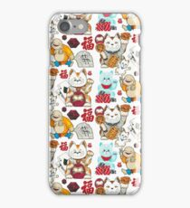 Super Lucky Pattern iPhone Case/Skin