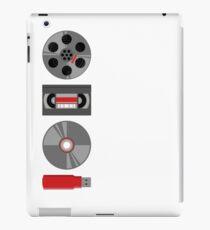 Video Transition iPad Case/Skin