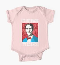 Bill Nye - It's Not Magic, It's Science Kids Clothes
